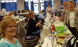 Yellow Creek Quilt Designs Events class photo