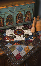 Yellow Creek Quilt Designs Kindred Spirits Bloom pattern