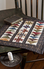 Yellow Creek Quilt Designs Kindred Spirits Two Way Street pattern