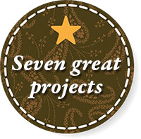 Seven great projects logo