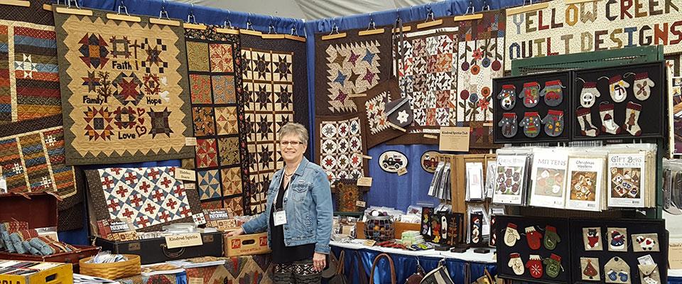 Yellow Creek Quilt Designs event photo