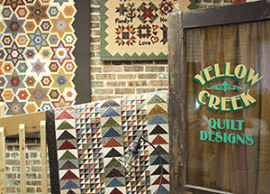 Yellow Creek Quilt Designs contact photo