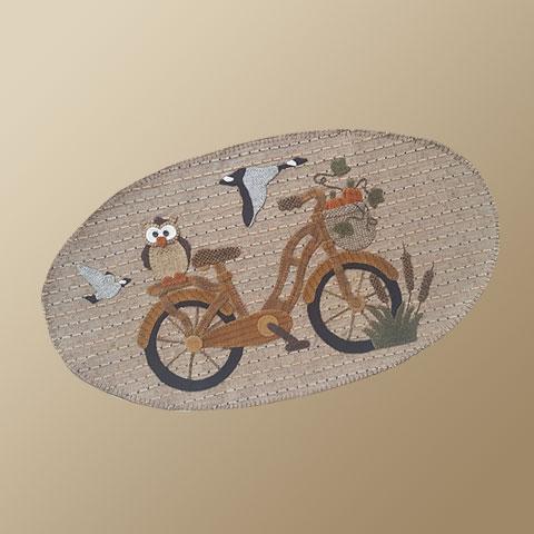 Yellow Creek Quilt Designs Pauline's Fall Ride Pattern