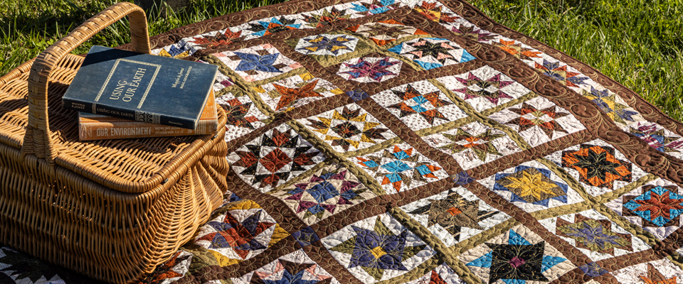 Yellow Creek Quilt Designs About